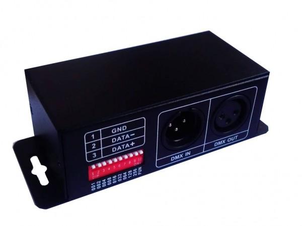 DMX-Decoder Lauflicht