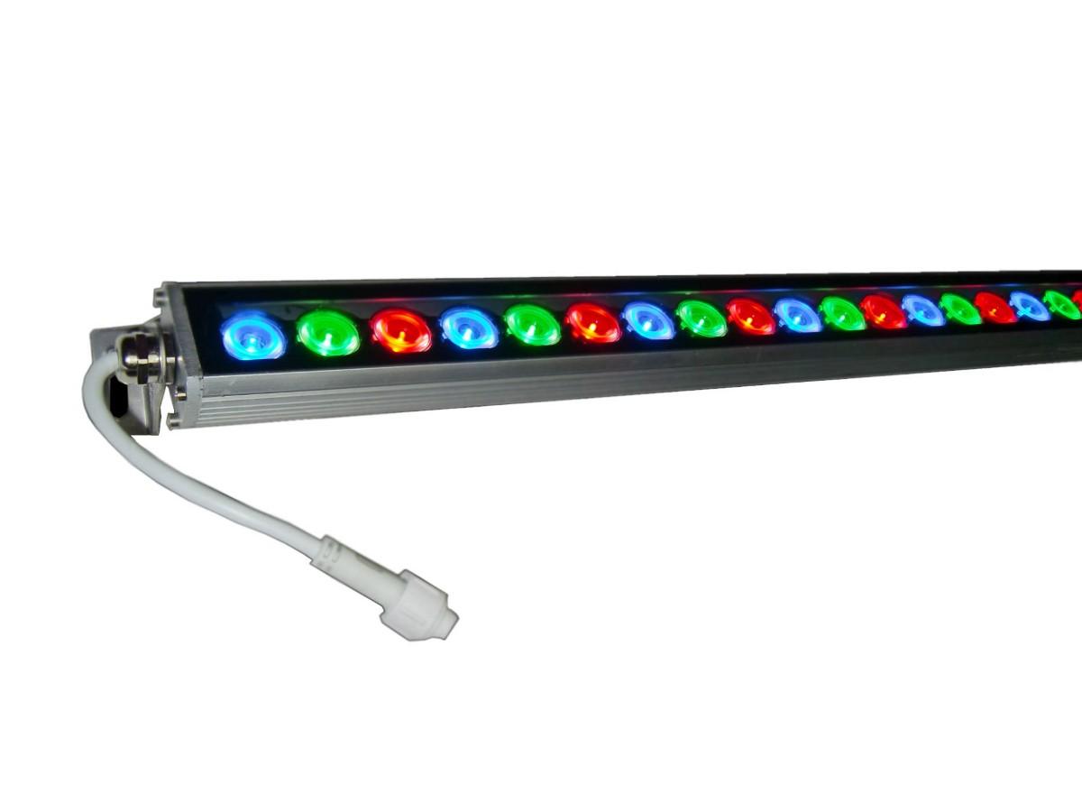 HighPower WallWasher linear 1m 36 LEDs RGB