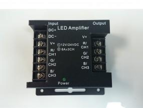 RGB Repeater 3x5A, 10A max.