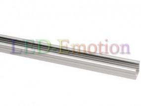 Alu-Einbauprofil 120cm silber-eloxiert