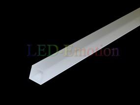 PVC-Leerrohr 10x10mm milchig