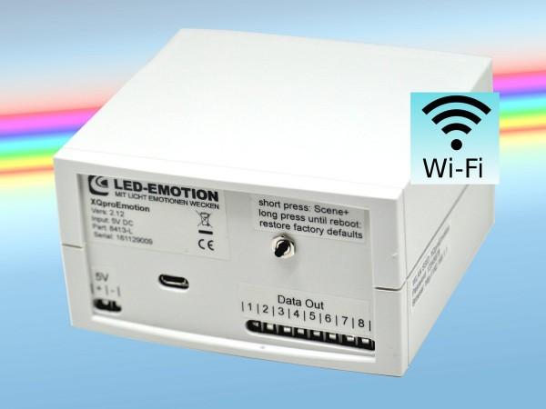 XQproEmotion LED-Lauflicht Controller L