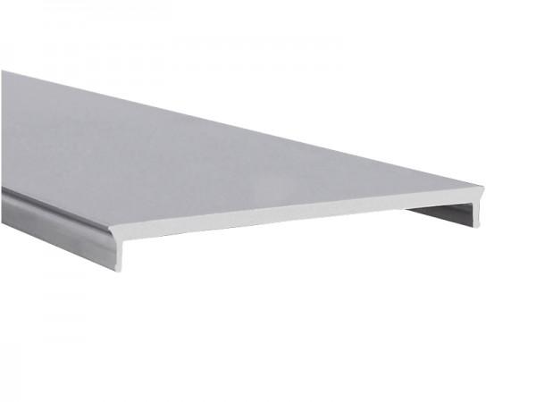 Abdeckung L-Line Aluminium