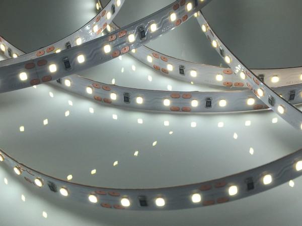 HighCRI LED-Streifen, 6500K purweiß, 820lm/m, 9,6W/m, 120LEDs/m, 12V