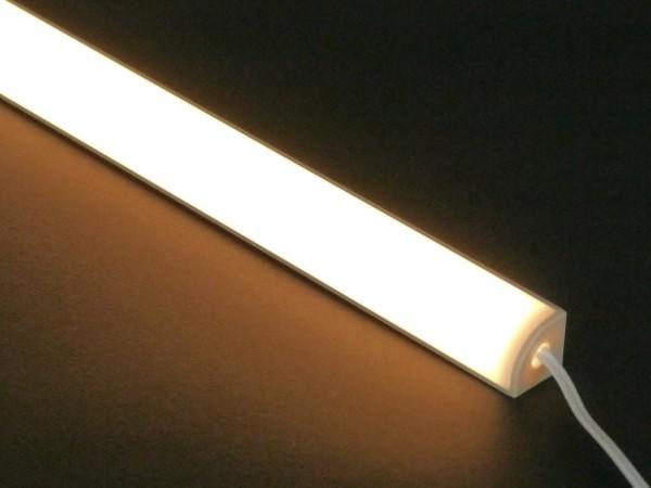 XQ LED-Lichtleiste Triangulus 51cm 2700K warmweiß, 24V