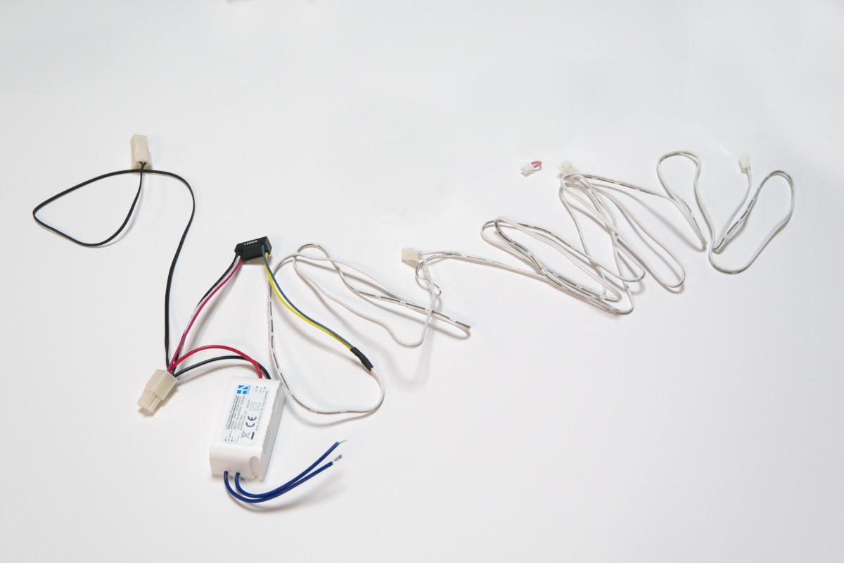 LED-Emotion 3er Basis-Set für LED-Spots