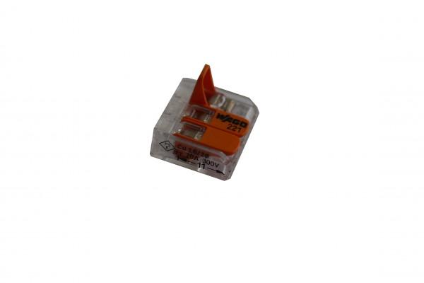 Verbindungsklemmen 3polig 0,08-4mm² Wago