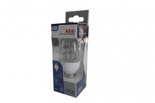LED Candle light AEG, 2,5W, 3000K