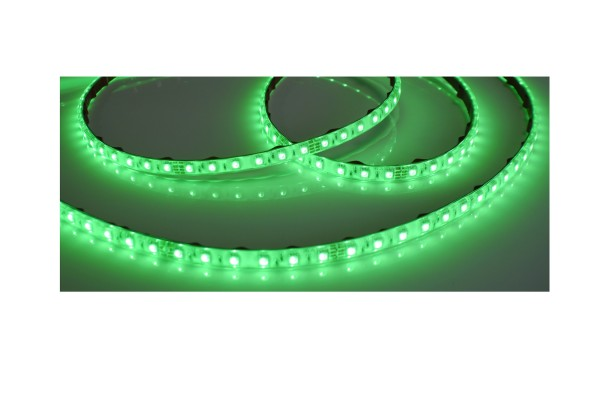 SMD LED Stripe vergossen, 30LEDs/m, 3,6m Rolle, IP65, RGB, 24V