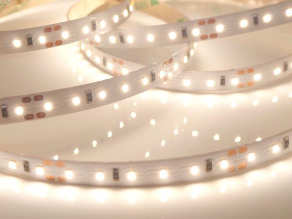 HighCRI LED-Streifen, 4000K neutralweiß, 780lm/m, 9,6W/m, 120LEDs/m, 24V, 5m Rolle