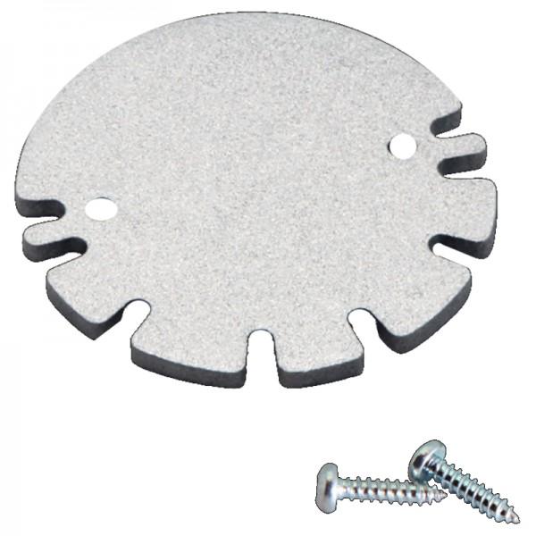 Endkappe M-Line Circle oval