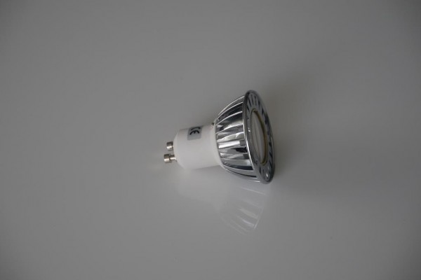 4,2W LED Spot GU10 Cree warmweiß 100°