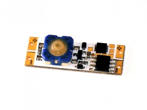 Profil-LED-Dimmer mit Taster