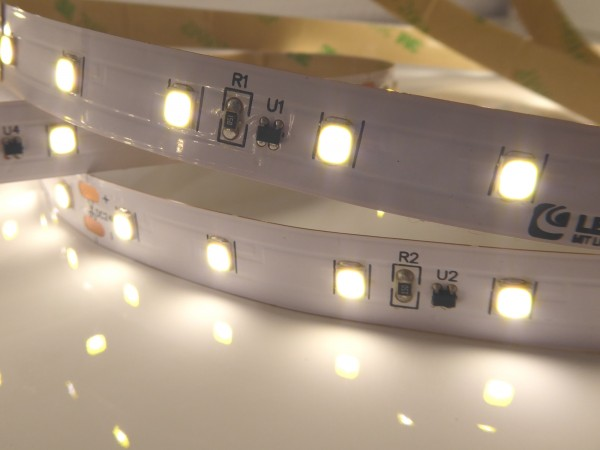 Premium BasicLine HE LED-Streifen, 4000K neutralweiß, 2380lm/m, 14,4W/m, 70LEDs/m, 24V, 5m Rolle