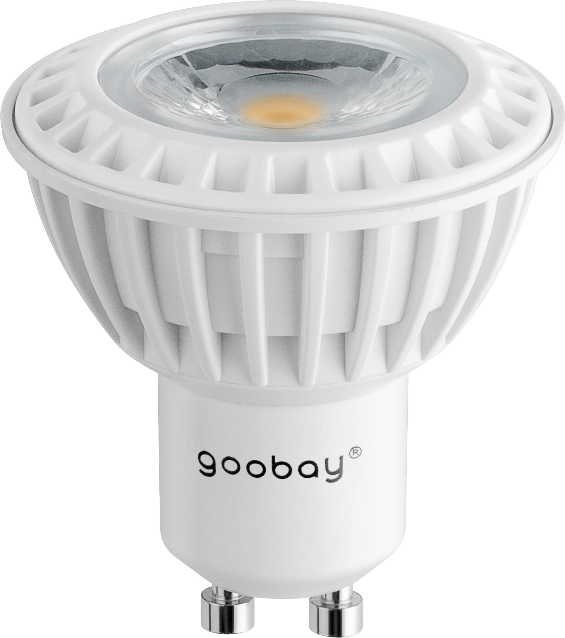 GoobayLEDSpotGU105W400lm_7265_original57dc1731bff91 Erstaunlich Led Leuchtmittel Gu 10 Dekorationen