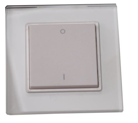 XQ-connect Wandsender Dimmer Taster