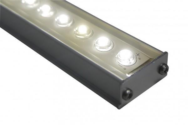 AluLightBar 25cm 24LEDs tageslichtweiß, 24V