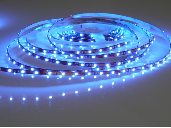 LED Streifen blau 300 LEDs 5m