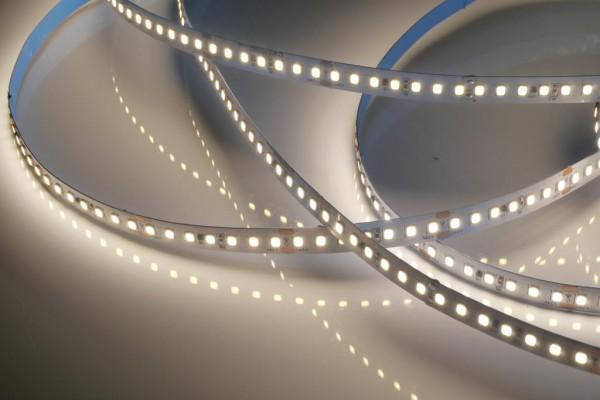 Premium HD LED-Streifen, 4000K neutralweiß, 2721lm/m, 19,2W/m, 140LEDs/m, 24V, 5m Rolle