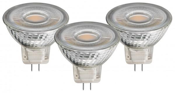 Goobay LED Spot GU5.3 5W 270lm 3er Set
