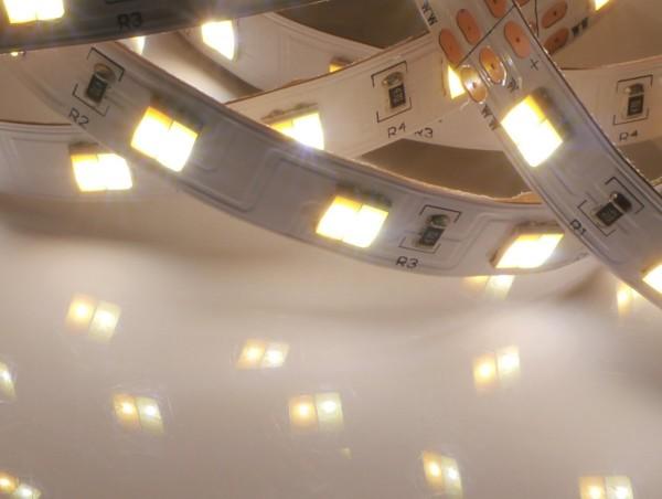 Dualwhite LED-Streifen 60LEDs/m 24V 28,8W/m 2650lm/m