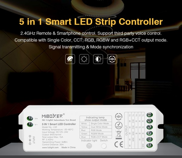 LED-Controller LS2 5-in-1 Miboxer