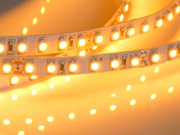 LED-Streifen 120LEDs/m warmweiß CRI>80 24V