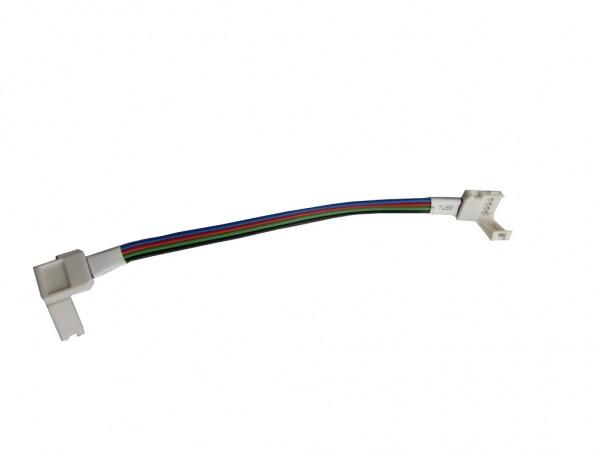 Strip-to-Strip Verbindungskabel RGB 10mm
