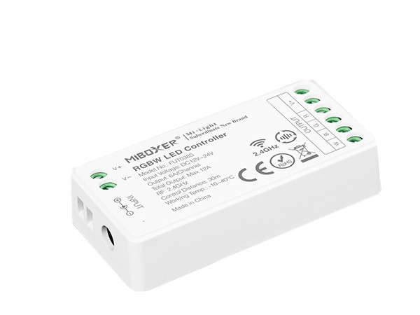 LED RGBW Controller Milight 4x3A