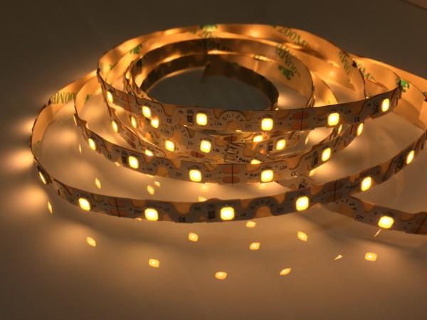 Curve LED-Streifen, 2700K warmweiß, 420lm/m, 3,6W/m, 60LEDs/m, 12V