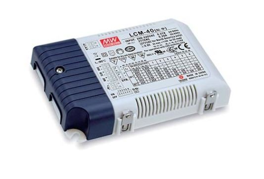 LED-Treiber 350-1050mA, 40W