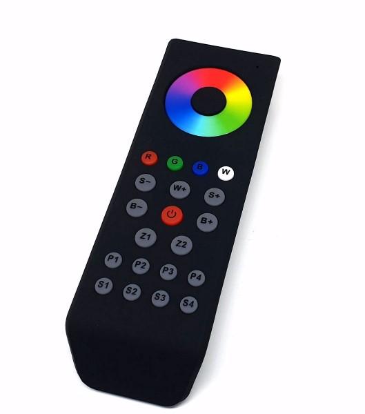 XQ-connect Fernbedienung RGBW memo black