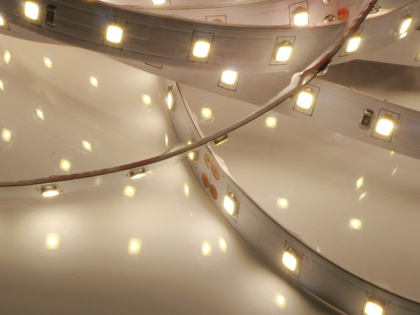 XQ LED-Streifen HE, 4000K neutralweiß, 1984lm/m, 11.5W/m, 64LEDs/m, 24V, 5m Rolle