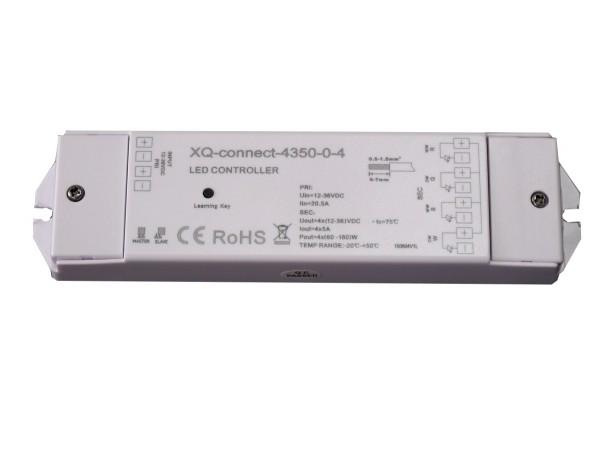 XQ-connect Empfänger 4x5A RGB(W) / DW