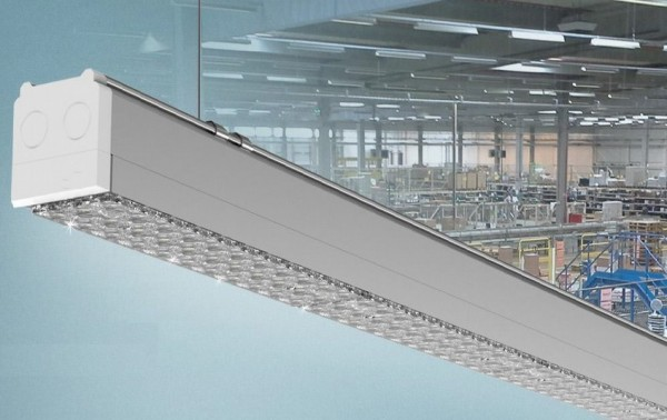 Tragschienen LED-Modul 1437mm weiß 32/42/50/60W 4000K 160lm/W