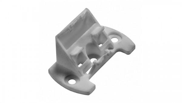 Montagehalter für Alu Profil Z201, 45° Neigung