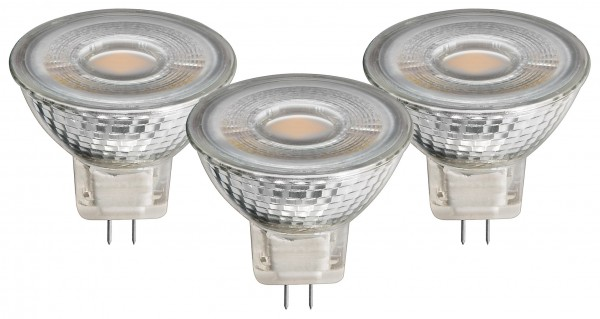 Goobay LED Spot GU5.3 5W 270lm 3er Set
