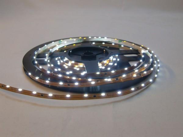 LED-Streifen Side-View 60 LEDs/m, kaltweiß 12V