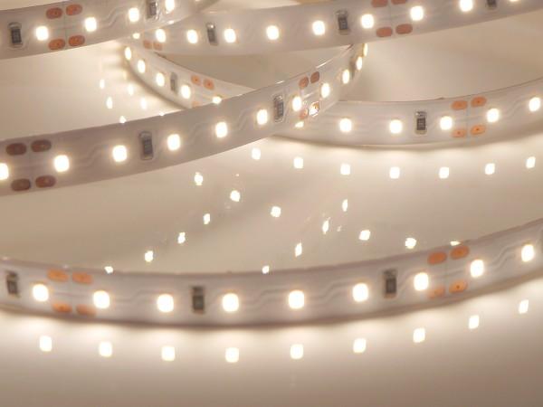 HighCRI LED-Streifen, 4000K neutralweiß, 780lm/m, 9,6W/m, 120LEDs/m, 24V