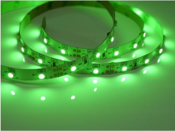 LED-Streifen 60LEDs/m, grün 12V