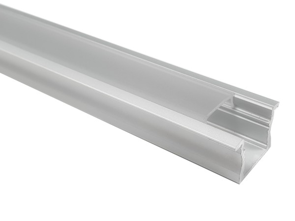 LED-Alu-Profil C-Line hoch, Einbau
