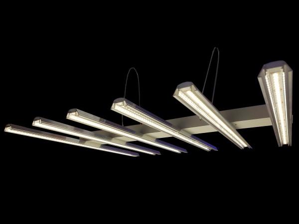 EcoLowBay LED Hallenstrahler 100W 13800lm 4000K 100°