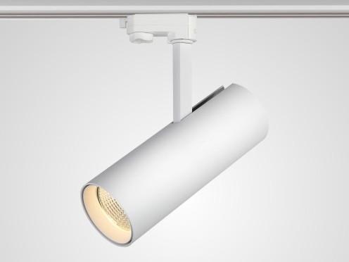 LED Stromschienenspot 32W weiß 930 2800lm