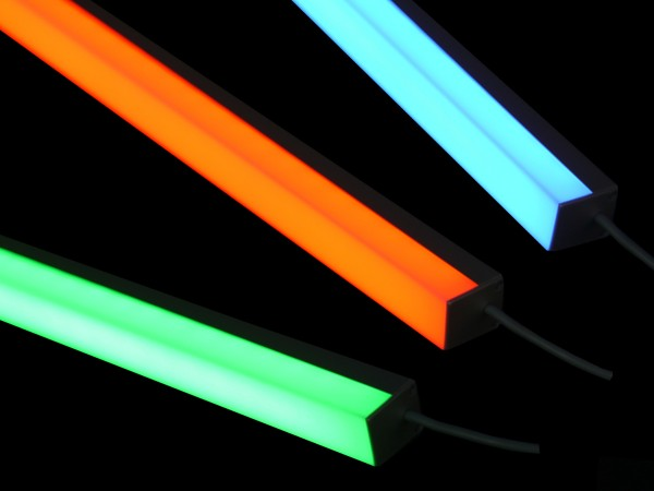 XQ LED-Lichtleiste Dionysus 42cm RGB, 24V