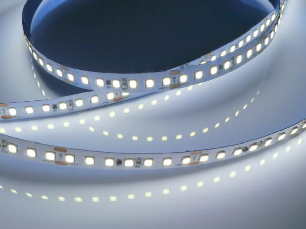 Premium HD LED-Streifen, 6500K purweiß, 2987lm/m, 19,2W/m, 140LEDs/m, 24V