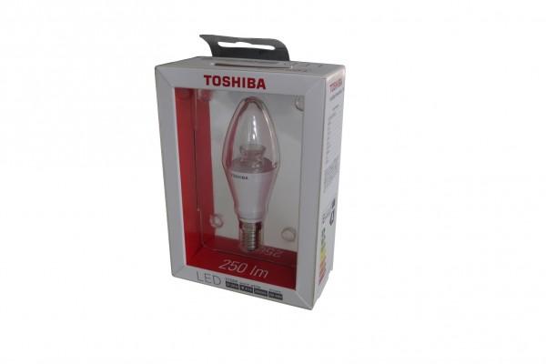 Toshiba LED 250lm, E14, 6W