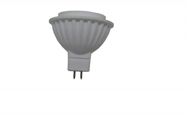 LED Reflektor, 4 LED Chips, GU5.3, 6W, 2700K