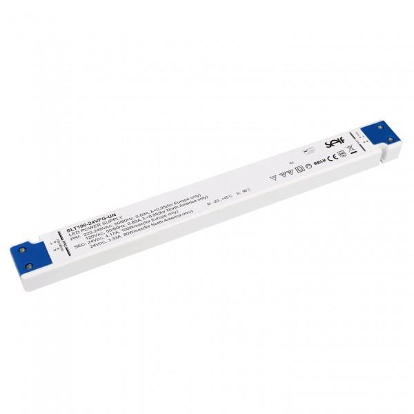 LED-Möbeleinbaunetzteil 100W 24V extraslim