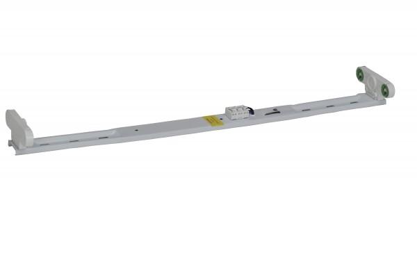 LED-Röhre T8 Montageträger 120cm 2fl.