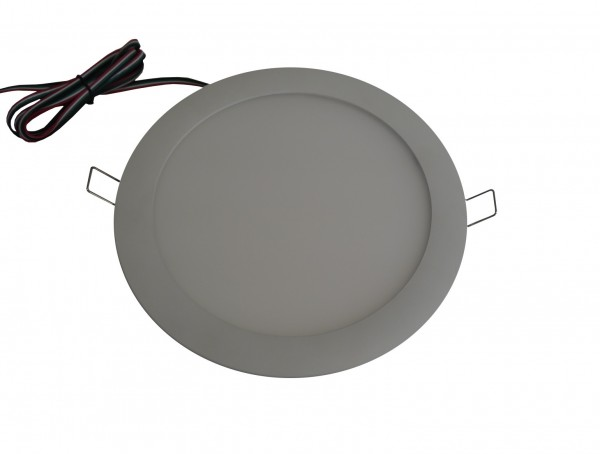 LED Panel light, RGB, 12W, 24V